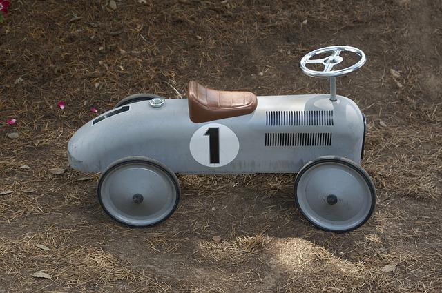 Vintage Kids' Car